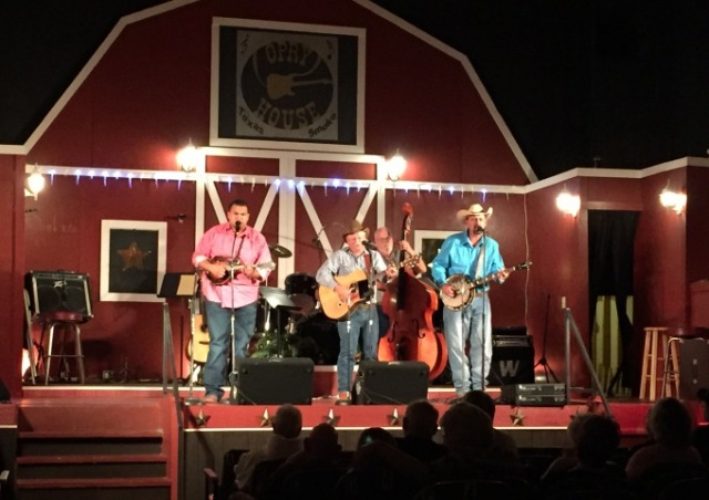 Hickory Hill at Gladewater Opry October 14, 2016