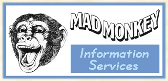 Mad Monkey Music Information Services